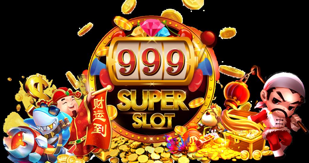 slot999 สมัคร